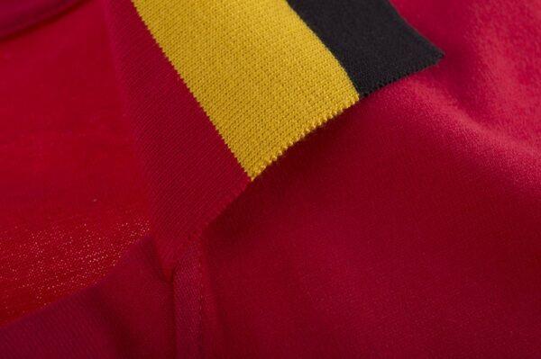 België 1960's Retro Voetbalshirt 8