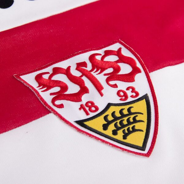 VfB Stuttgart 1977 - 78 Retro Voetbalshirt 2