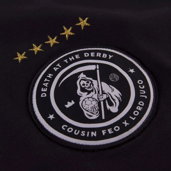 Death at the Derby Logo T-Shirt 4