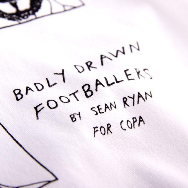 Badly Drawn Footballers T-Shirt 8
