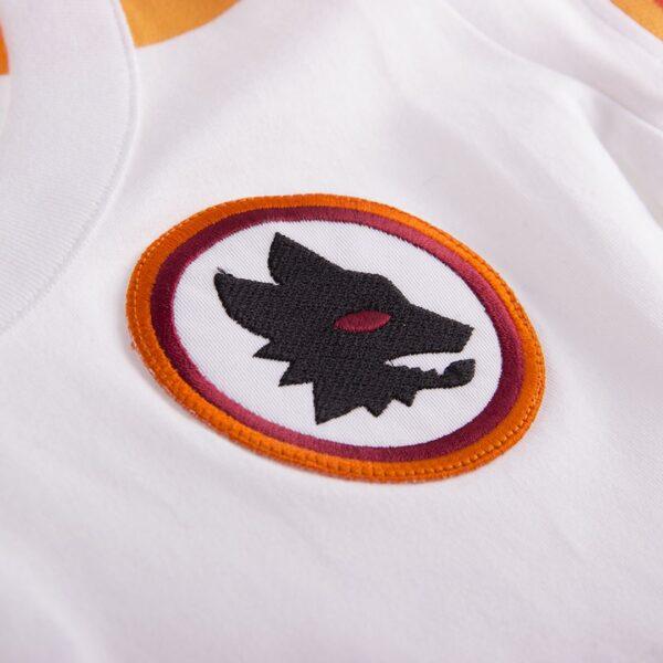 AS Roma 1978 - 79 Uit Dames Retro Voetbalshirt 2