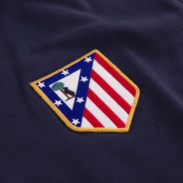 Atletico Madrid 1969 Retro Trainingsjack 2