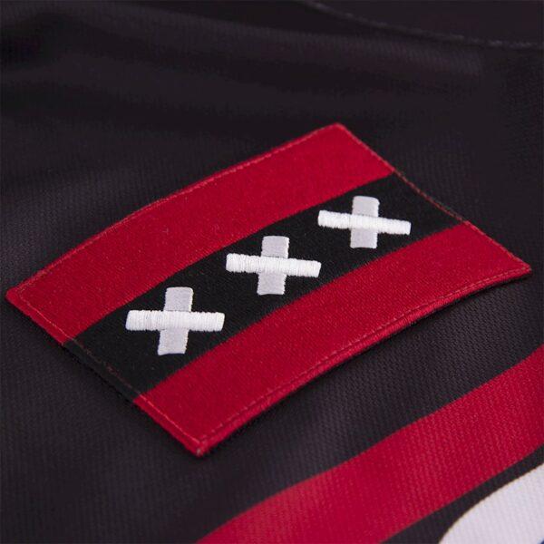 Amsterdam City Flag Voetbalshirt 4