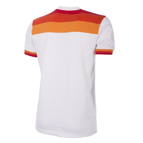 AS Roma 1978 - 79 Uit Retro Voetbalshirt 4