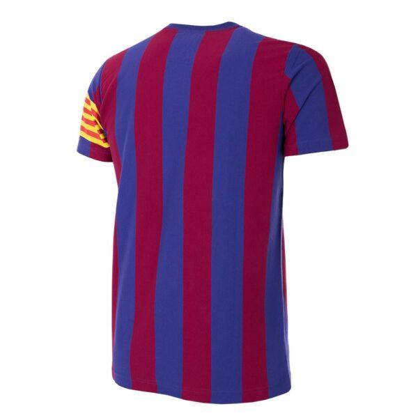 FC Barcelona Captain Retro T-Shirt 4