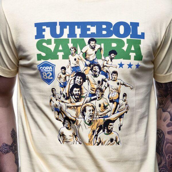 Futebol Samba T-Shirt 6
