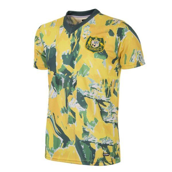 Australië 1990 - 93 Retro Voetbalshirt