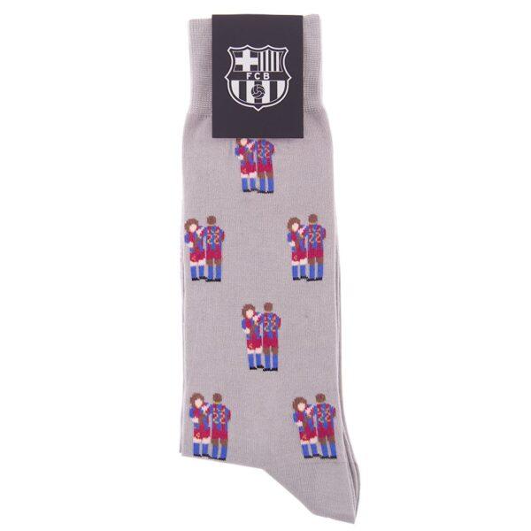 FC Barcelona Puyol - Abidal Casual Sokken 2