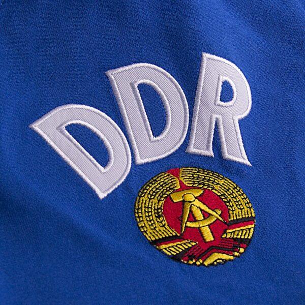 DDR WK 1974 Retro Voetbalshirt 2
