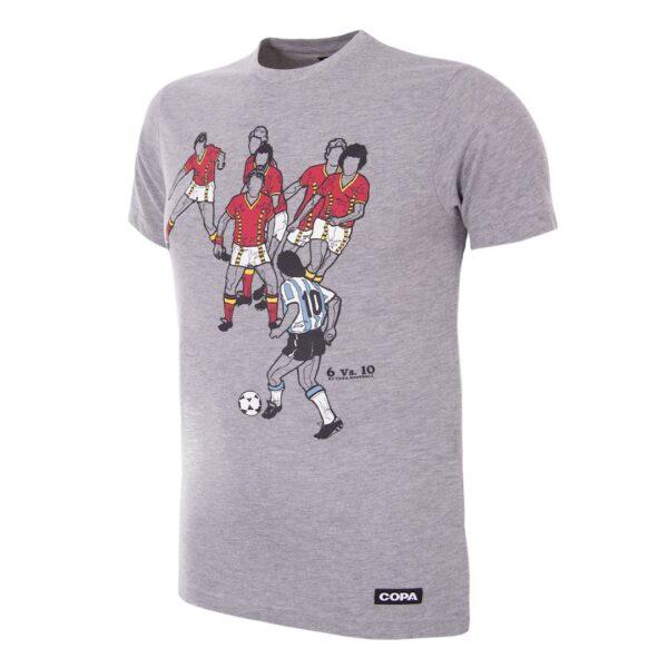 6 vs. 10 T-Shirt