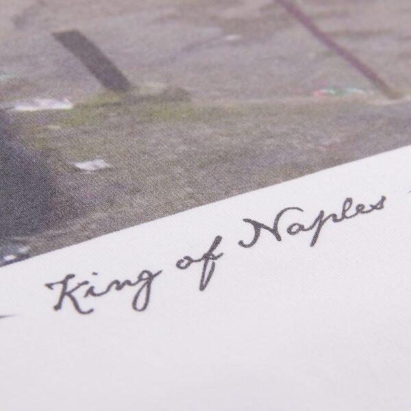 King of Naples T-Shirt 6