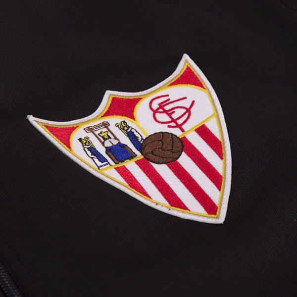 Sevilla FC 1950's Retro Trainingsjack 2
