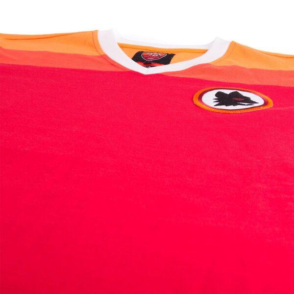 AS Roma 1978-79 Retro Voetbalshirt 6