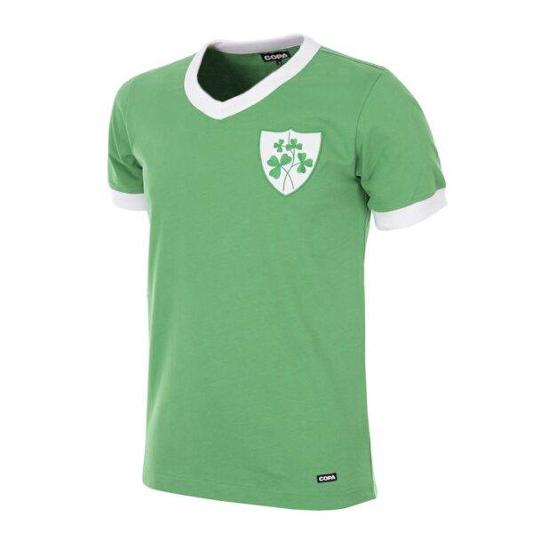 Ierland 1965 Retro Voetbalshirt