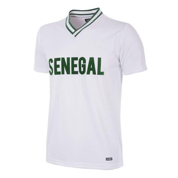 Senegal 2000 Retro Voetbalshirt