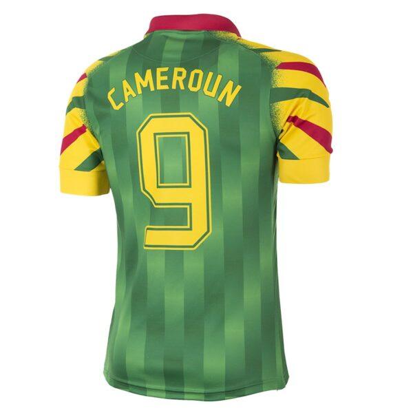 Kameroen Voetbalshirt 2