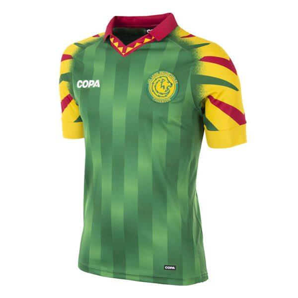 Kameroen Voetbalshirt