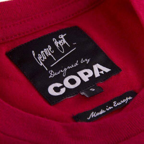 George Best Repeat Logo T-Shirt 8
