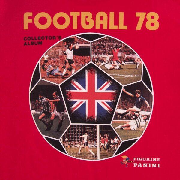 Panini Football 78 T-shirt 2
