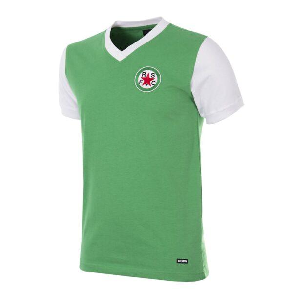 Red Star 1970's Retro Voetbalshirt