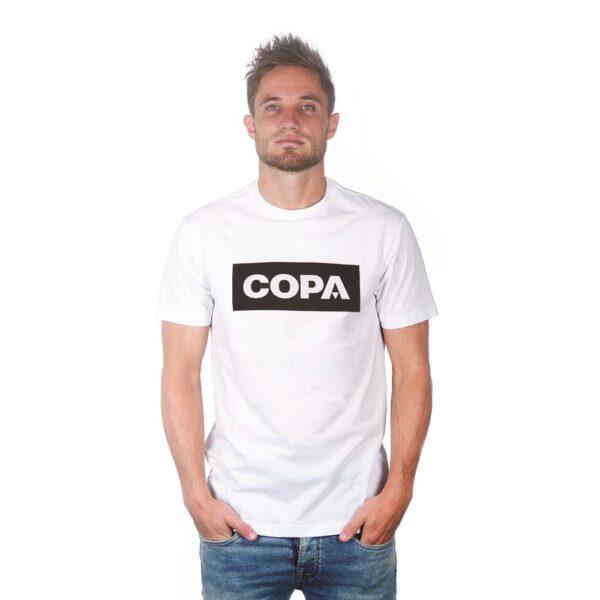 COPA Box Logo T-Shirt | Wit 8