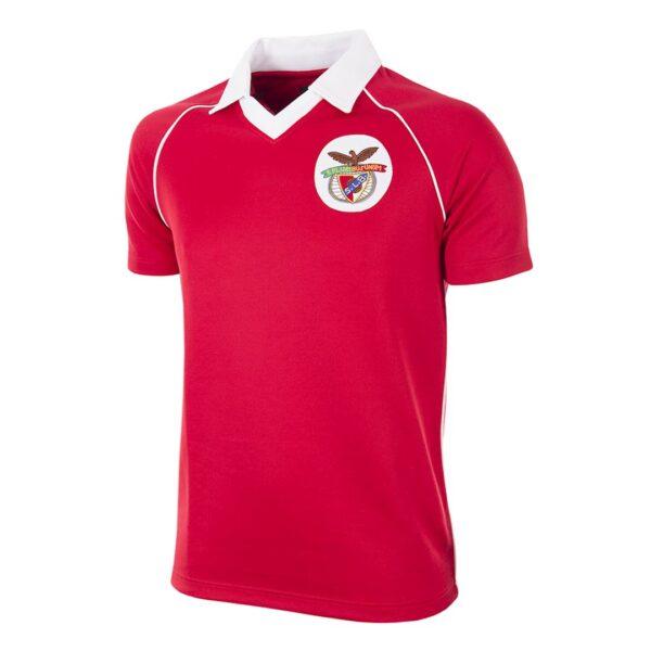 Benfica 1983 - 84 Retro Voetbalshirt
