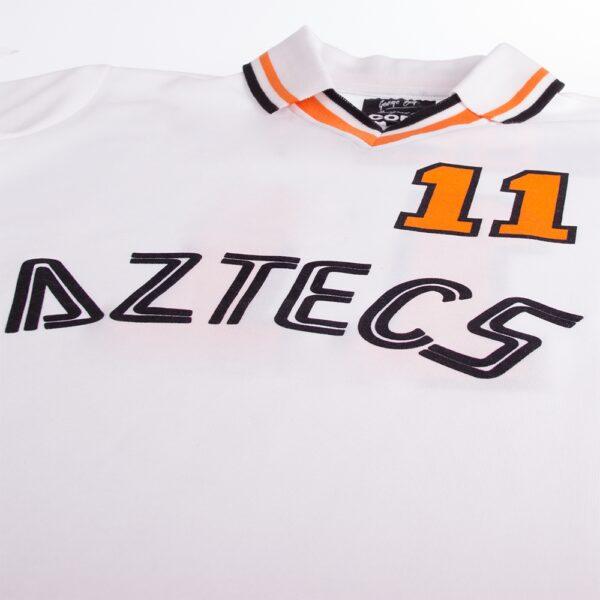 George Best L.A. Aztecs 1977 - 78 Retro Voetbalshirt 2