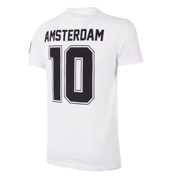 Amsterdam City Map T-Shirt 2