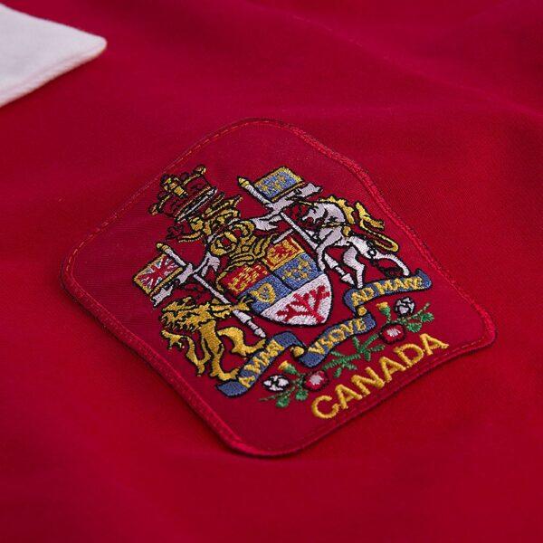 Canada 1977 Retro Voetbalshirt 2
