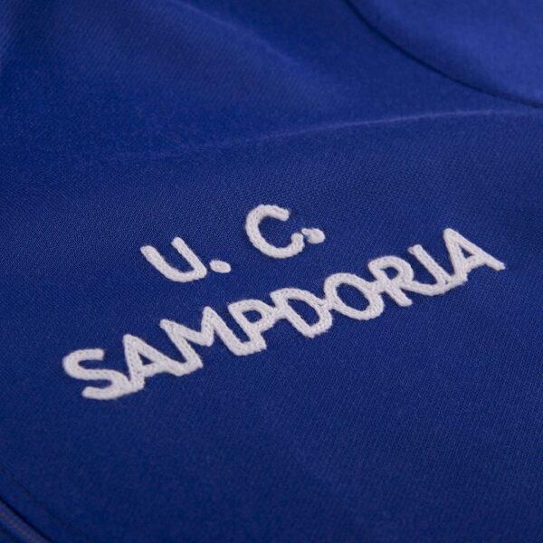 Sampdoria 1979 - 80 Retro Trainingsjack 2