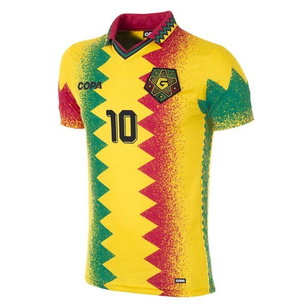 Ghana Voetbalshirt