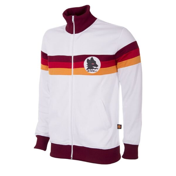 AS Roma 1981 - 82 Retro Trainingsjack
