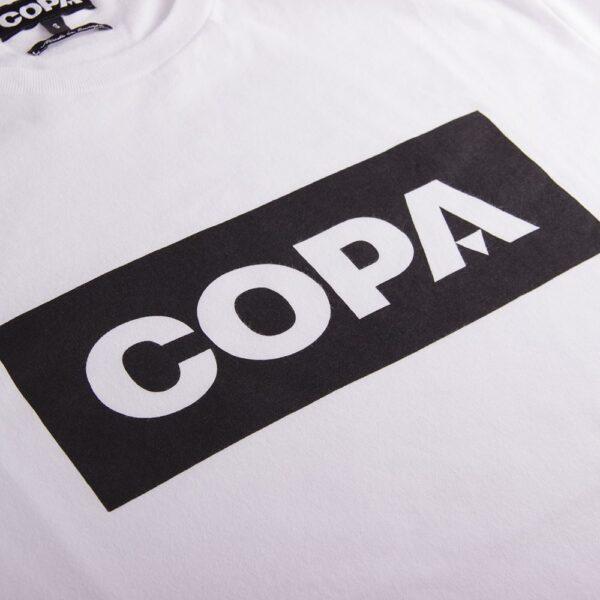 COPA Box Logo T-Shirt | Wit 4