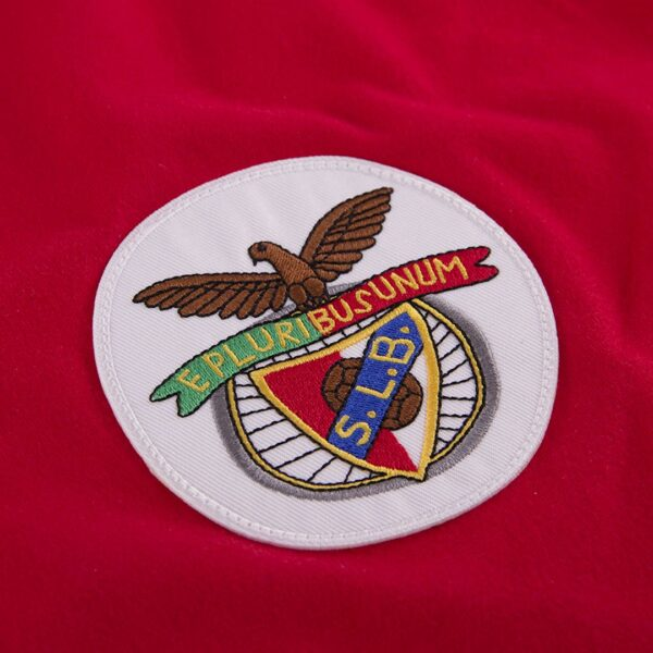 Benfica 1974 - 75 Retro Voetbalshirt 2