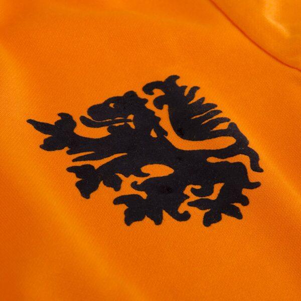Holland WK 1978 Retro Voetbalshirt 4