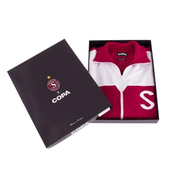 Servette FC 1959 - 60 Retro Trainingsjack 8