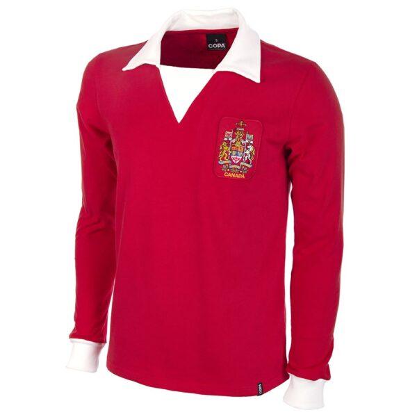 Canada 1977 Retro Voetbalshirt