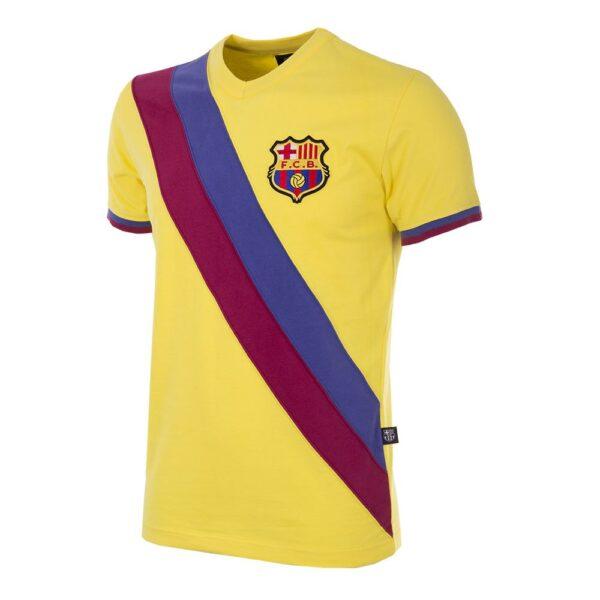 FC Barcelona Uit 1978 - 79 Retro Voetbalshirt