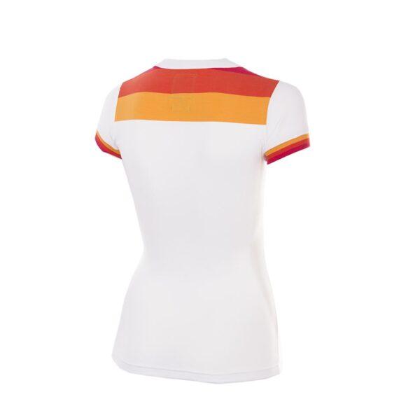 AS Roma 1978 - 79 Uit Dames Retro Voetbalshirt 4