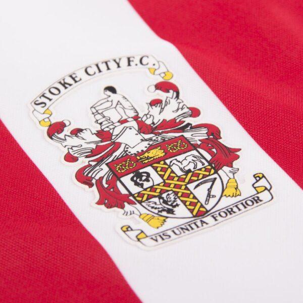 Stoke City FC 1993 - 94 Retro Voetbalshirt 2