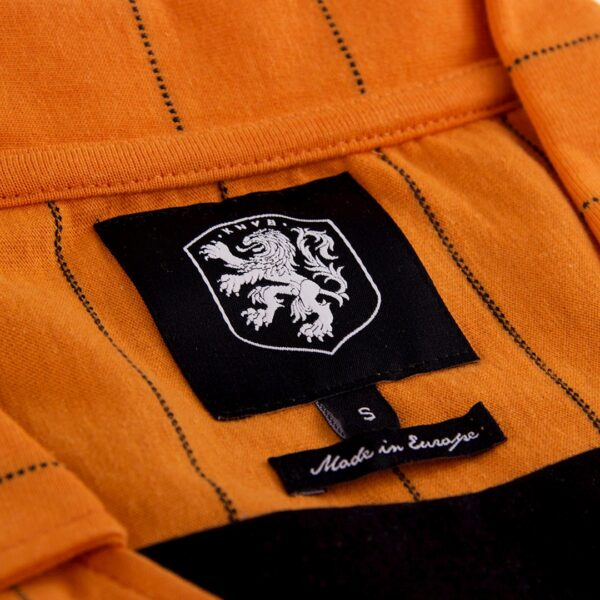 Holland 1983 Retro Voetbalshirt 6