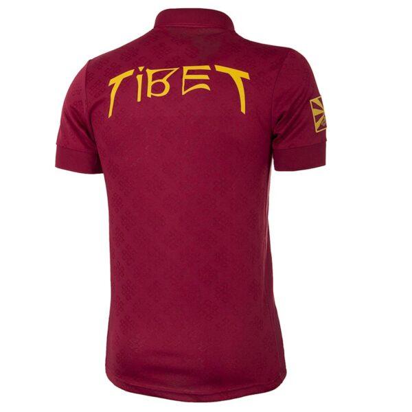 Tibet Uit Voetbalshirt 2
