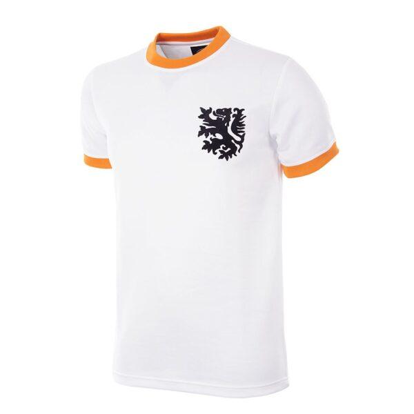 Holland WK Uit 1978 Retro Voetbalshirt