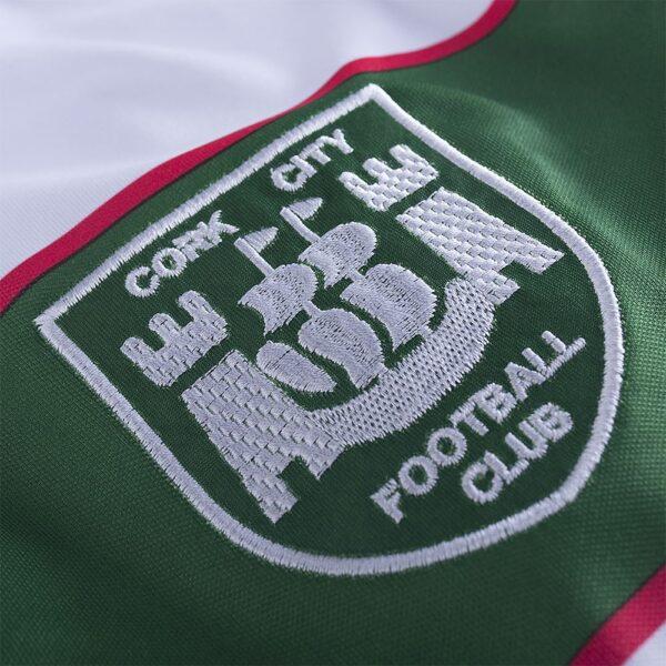 Cork City FC 1984 Retro Voetbalshirt 2