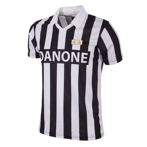 Juventus 1992 - 93 Coppa UEFA Retro Voetbalshirt