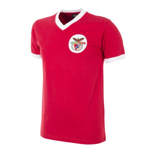Benfica 1974 - 75 Retro Voetbalshirt