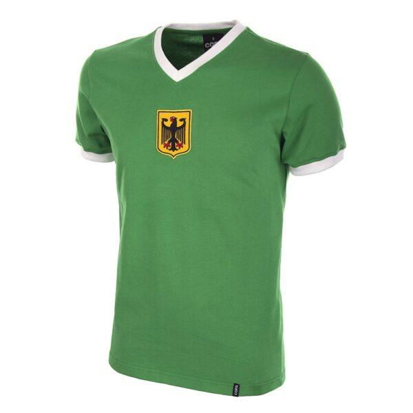 West-Duitsland Uit 1970's Retro Voetbalshirt