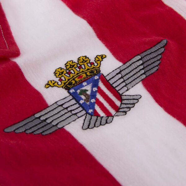 Atletico Madrid 1939 - 40 Retro Voetbalshirt 2