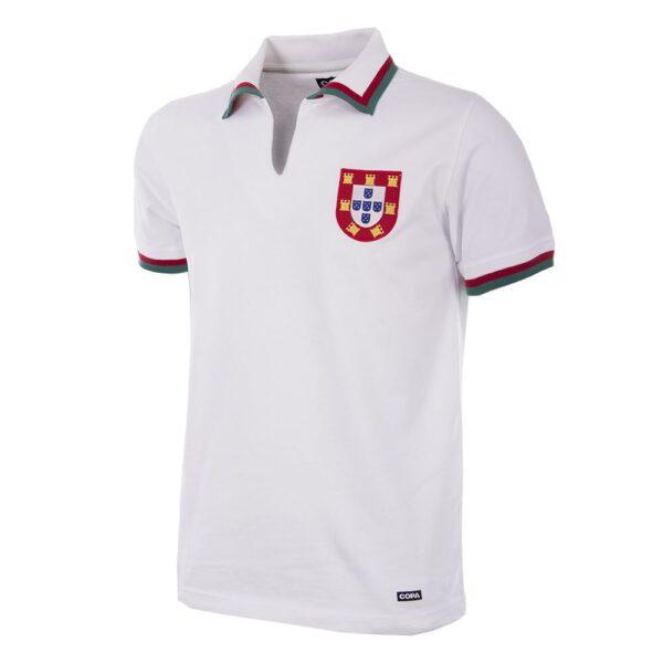 Portugal 1972 Uit Retro Voetbalshirt