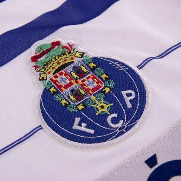 FC Porto 1985 - 86 Uit Retro Voetbalshirt 2
